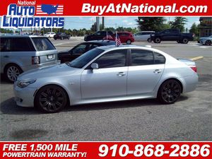2009 BMW 5 Series for Sale in Fayetteville, NC