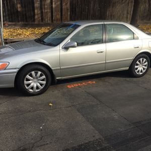 2000 Toyota Camry Low Miles 140k for Sale in McClellan Park, CA