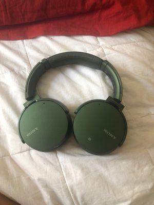 sony mdr-xb950n1(green) for Sale in Federal Way, WA