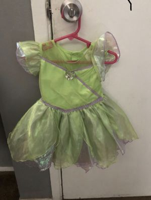 tinkerbell costume for Sale in Whittier, CA