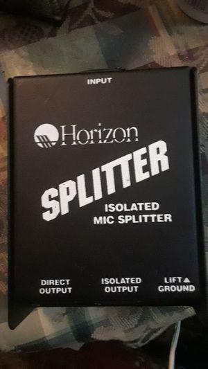 Mic splitter for Sale in Lakeland, FL
