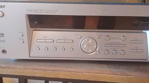 Sony audio video receiver for Sale in Tacoma, WA