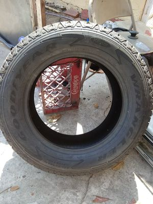 Good Year size:265/60R18 for Sale in Banning, CA