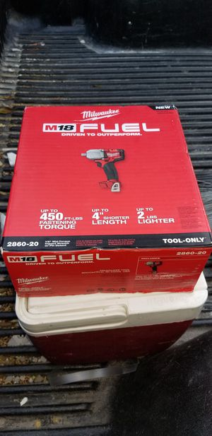 Milwaukee 1\2 mid torque wrench for Sale in La Mesa, CA