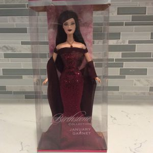 Barbie Birthstone Collection January Garnet Collector 2002 for Sale in Mount Vernon, NY