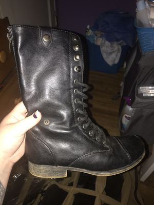 Combat boots for Sale in Glenolden, PA