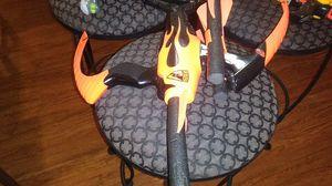 Nerf guns ammo glasses and ammo holder&mesh hip ammo bag for Sale in Sarasota, FL