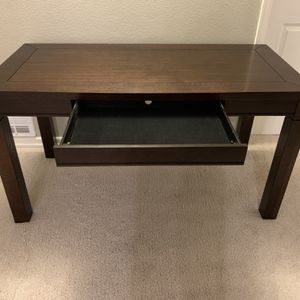 Solid Wood Writing Desk for Sale in Seattle, WA