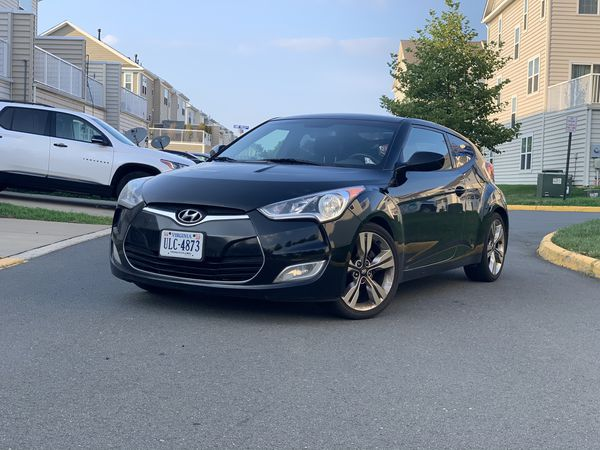 Hyundai 2012 Veloster 3D automatic
