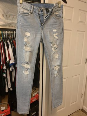 Brand New Ripped Jeans From H&M for Sale in Tampa, FL
