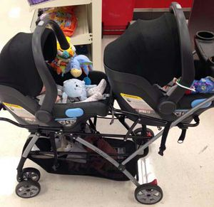 Double Snap N Go Stroller for Sale in Midlothian, VA