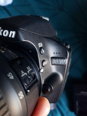Nikon D3200 Kit for Sale in CA, US