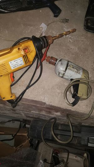 Drills plug in works fine just Lil older for Sale in Columbus, OH