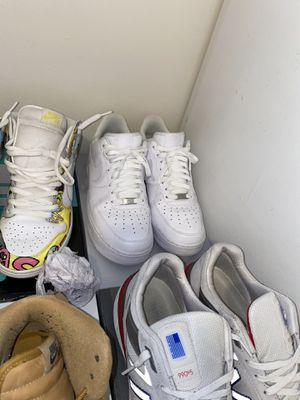 TRIPLE WHITE AIR FORCE for Sale in Takoma Park, MD