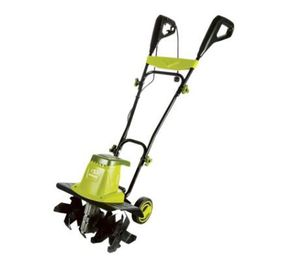 Sun Joe 13.5 Amp 16 in. Electric Tiller/Cultivator with 5.5 in. Wheels for Sale in Smyrna, TN