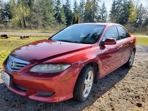 Mazda 6i 2.3l-4cyl for Sale in Centralia, WA