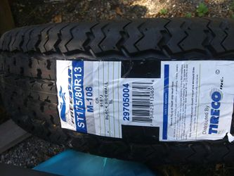 Trailer tires for Sale in San Antonio,  TX