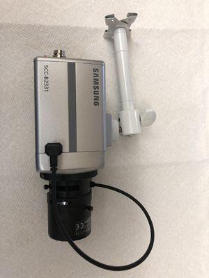 PCS Samsung SCC-B2331 industrial camera in good condition for Sale in Miami, FL