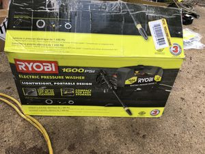 Ryobi 1600psi for Sale in Irving, TX