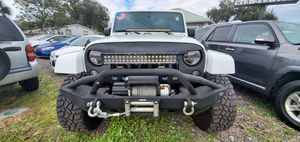 Jeep WRANGLER UNLIMITED 2015 for Sale in TWN N CNTRY, FL