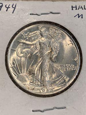 1944 Silver Walking Liberty Half-Dollar for Sale in San Jose, CA