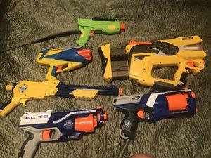 6'Nerf guns for Sale in Sacramento, CA