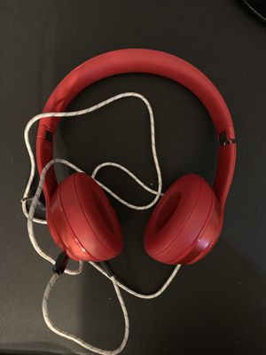 Beats by Dre Solo (Product Red) for Sale in Newport News, VA