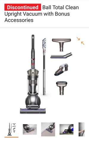 Dyson Ball Total Clean Upright Vacuum for Sale in Orlando, FL