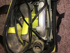 Bag w/ power tools for Sale in Leander, TX