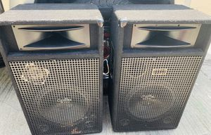 """Speakers 15"""" for Sale in Richmond, CA"""