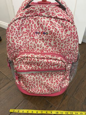 Kids Girls Rolling Backpack for Sale in Alhambra, CA