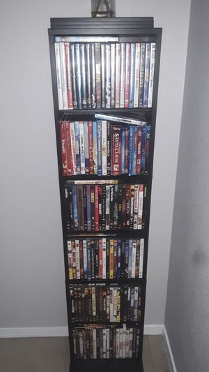 Over 100 plus DVDS collection for Sale in Las Vegas, NV