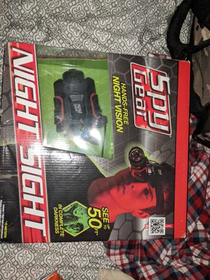 Spy gear night sight for Sale in Coldwater, MI