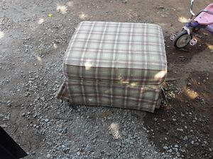 Foot stool / chair for Sale in Oroville, CA