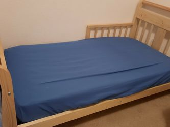 Toddler Bed And mattress for Sale in Wenatchee,  WA
