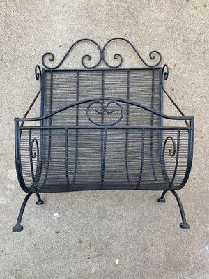 Magazine Rack/Basket for Sale in Scottsdale, AZ