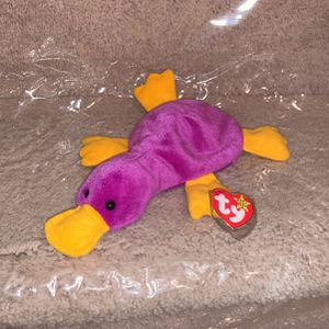 Patti The Platypus Beanie Baby for Sale in Fort Lauderdale, FL