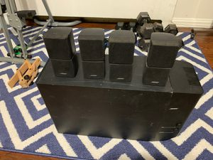 Bose system for Sale in Arlington, VA