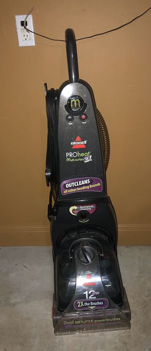 Bissell ProHeat 2x Multi-Surface Carpet Cleaning System for Sale in Houston, TX