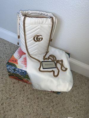 Gucci Marmont Bucket Bag for Sale in El Dorado Hills, CA