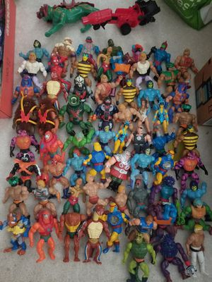 My he man masters of the universe collection for Sale in Redmond, WA