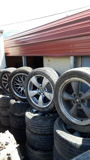Tires and wheels for Sale in San Jose, CA