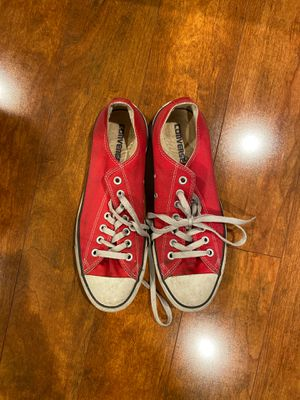 Converse red chucks size 8.5 for Sale in Pomona, CA