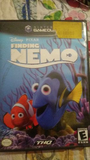 Gamecube finding nemo for Sale in Cypress, CA