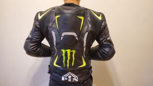 S-M Leather Motorcycle Racing Jackets for Sale in Chicago, IL
