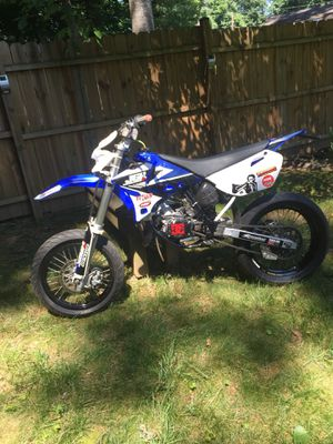 Yz 85 Supermoto for Sale in North Springfield, VA