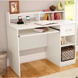 South Shore South Shore Smart Basics Small Desk with Keyboard Tray, Multiple Finishes for Sale in Newport Beach,  CA