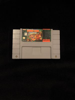Donkey Kong Country SNES for Sale in Lake Stevens, WA