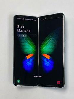Samsung Galaxy Fold 1 Unlocked 512GB for Sale in Tacoma,  WA