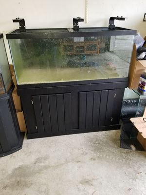 75 gal fish tank for Sale in Suisun City, CA